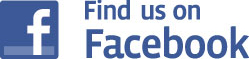 Find Us on Facebook Badge